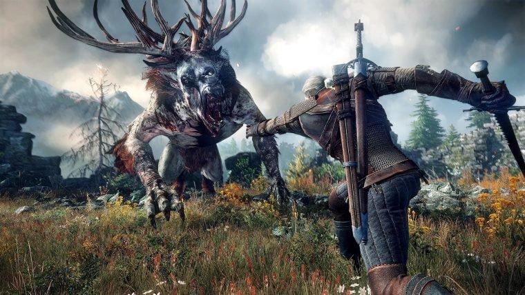 Os DLCs gratuitos de The Witcher 3 estão acabando...