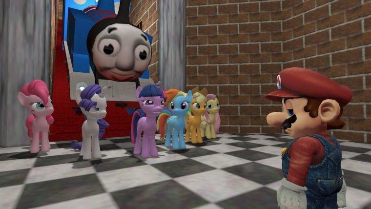 US$1000 por um glitch em Super Mario 64