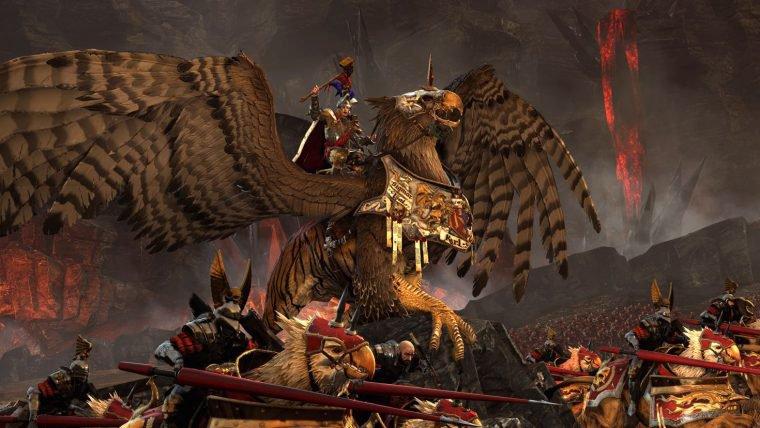 Total War: Warhammer é adiado pela SEGA