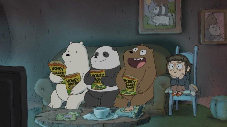 Ursos sem Curso é a nova série do Cartoon Network