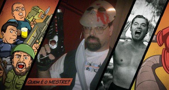 Nerd Master e Seus Amigos Paranerdianos!