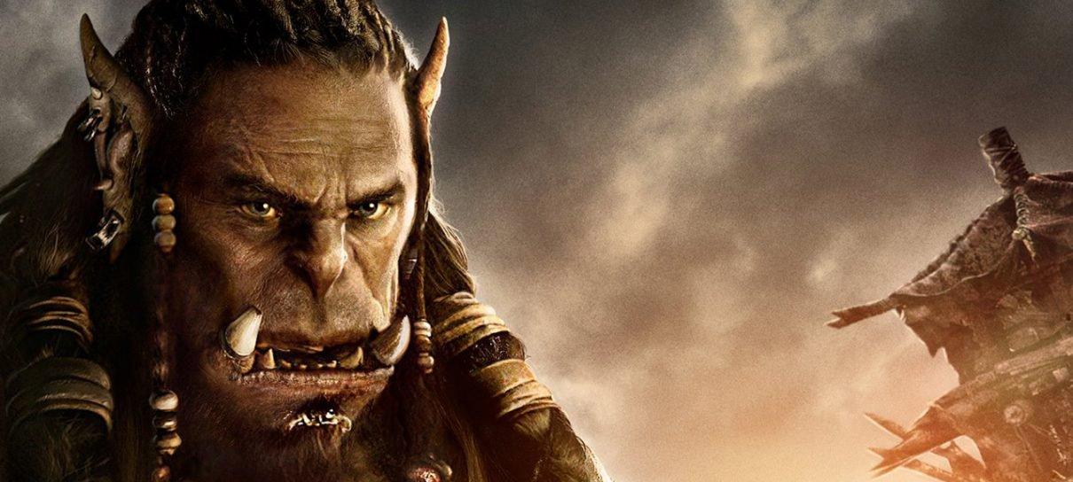 [SDCC] Novos pôsteres de Warcraft mostram o visual dos personagens