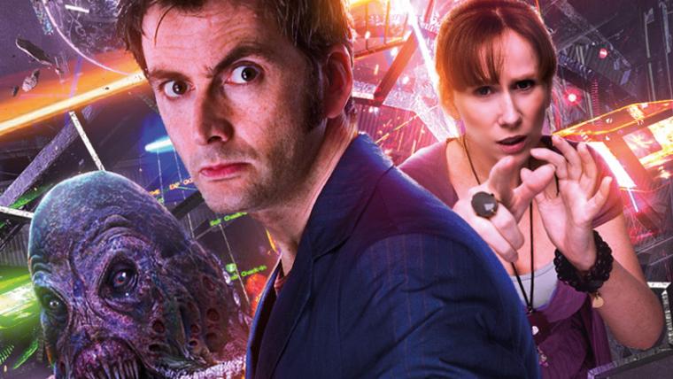 Confira um trecho de Doctor Who: The Tenth Doctor Adventures