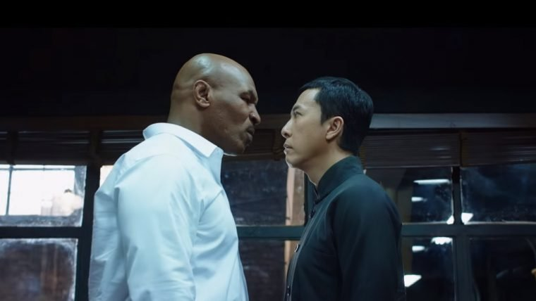 Donnie Yen enfrenta Mike Tyson no trailer de O Grande Mestre 3
