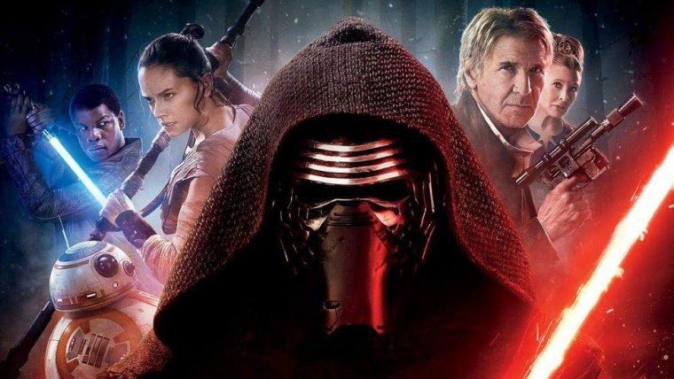 Kylo Ren domina novo pôster de Star Wars