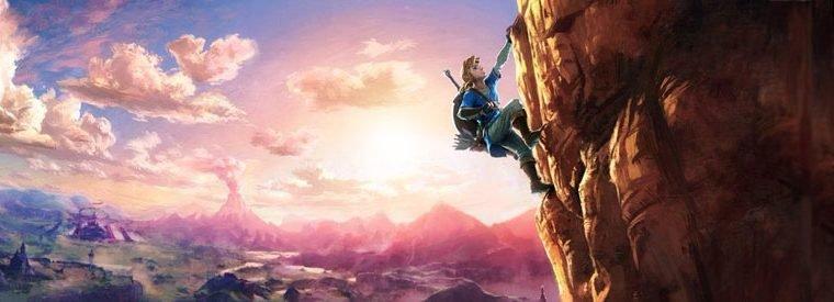 E3 2016 | Vaza imagem promocional do novo Zelda